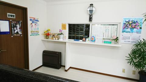 吉村内科 新所沢 呼吸器科 待合室